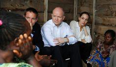 William Hague - #TIMETOACT : Le combat d'Angelina Jolie contre le viol de guerre