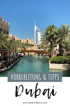 Unsere Dubai Reisetipps. Wir stellen euch das Reiseziel Dubai näher vor und beantworten Fragen wie: wie warm wird es in Dubai, wann ist die beste Reisezeit für Dubai, wie teuer ist Dubai und haben Informationen, die für eine Dubai Reise nützlich sind. Dubai Urlaub Vorbereitung, Infos  Tipps für eine Dubai Reise - unsere Dubai Reisetipps auf www.gindeslebens.com #Dubai #DubaiUrlaub #DubaiReise #DubaiTipps #DubaiReisetipps In Dubai, Visit Dubai, Dubai Vacation, Dubai Travel, Tromso, Planet Earth, How To Introduce Yourself, Planets, Travel Tips