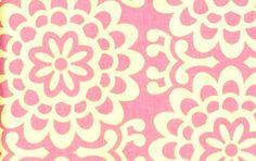 Amy Butler, Lotus, AB17, wallflower in pink, 1+ yard