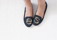 Spring Monogram Loafers