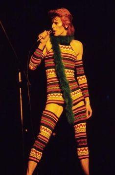 David Bowie un icono de la moda