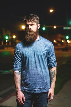 Bearded - Casual