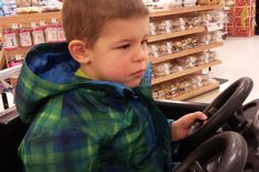 #autism #nonverbal What I Wanted to Tell the Grocery Clerks About My Nonverbal Son