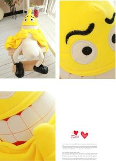 New Creative Evil Banana Toy For Lady Women Fashion Pillow Gift Sexy Present For Girlfriend Bolster Cushion