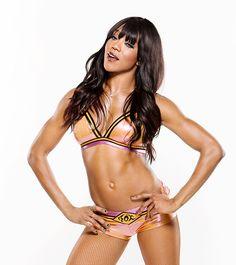 Alicia bikini wrestling