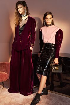 Lanvin Pre-Fall 2016 Fashion Show