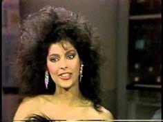 Denise Matthews (Vanity) on Late Night, March 25, 1985 - YouTube