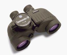 Steiner 7x50 Commander III Military (Green) Binocular