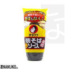 Otafuku Yakisoba Sauce japanische Yakisobasoße für Yakisobanudel