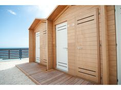 bathing-hut changing room #design by www.7182.it