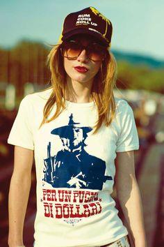 Per Un Pugno Di Dollari T-Shirt - Logoshirt