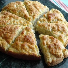 Potatoes and scones just went together for my husband, so I put it in a recipe. Enjoy