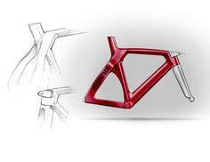 Today's Sketch #07 | Zhang Track Bike | MATT STOREY