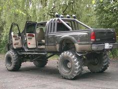 """lifted Ford """"Monster Trucks"""""""