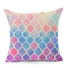 Lilly Pad 18 x 18 Pillow Cover