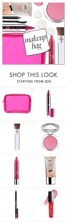 """#makeupbag"" by ebeautyshop ❤ liked on Polyvore featuring beauty, Stephanie Johnson, PUR and Butter London"