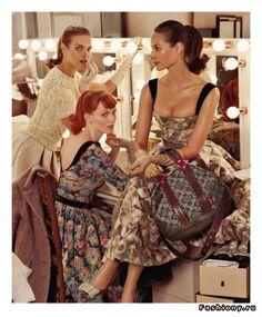 D&G и Louis Vuitton осень 2010