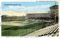 » Toledo's Swayne Field And Its Century-Old Outfield Wall