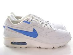 best authentic a67b2 75198 Vintage Nike Air Max BW 2000 White Univ Blue Running Men s Shoes - See more