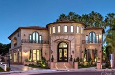 $6.495 Million Mediterranean Home In Dana Point, CA
