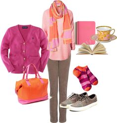"""""""Baby it's cold out there."""" by judith-ann on Polyvore"""