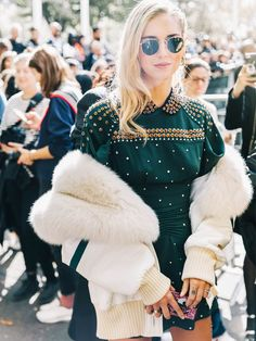 From fancy flats to statement earrings and jewelled hair slides - this is how to wear the crystal fashion trend right now. Click to shop our favourites.