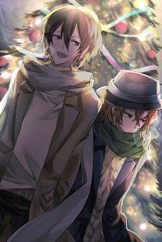 Dazai and chuuya