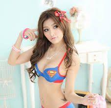 Risultati immagini per supergirl underwear
