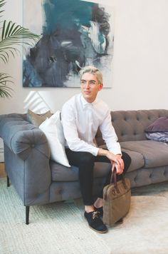 Founder Profile: Noa Santos of Homepolish | The Kingston Briefcase