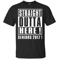 Would you want to wear this shirt?  These are selling out fast!  Tag someone you think might relate to this.   Straight Outta Seniors 2017 T-shirt   https://sudokutee.com/product/straight-outta-seniors-2017-t-shirt/  #StraightOuttaSeniors2017Tshirt  #Straight2017 #OuttaSeniorsshirt #Seniors #2017