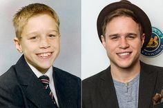 It's Olly Murs' Yearbook Photo! Celebrity Yearbook Photos, Army Of Two, Olly Murs, Pop Singers, Perfect Man, Other People, Beautiful Men, My Love, Celebrities