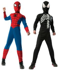 NWT-Girls Blue Marvel Spiderman Spidy Girl Tights Halloween Costume-OS 4-10