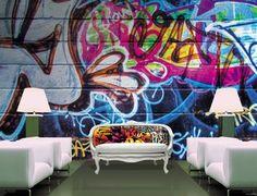 Le street art à l'assaut de la déco - Tendances déco design | Deco-travaux.com