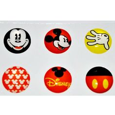 Mickey Mouse Home Button Sticker for Iphone 4g/4s Ipad2 Ipod - List price: $24.99 Price: $1.70 Saving: $23.29 (93%)