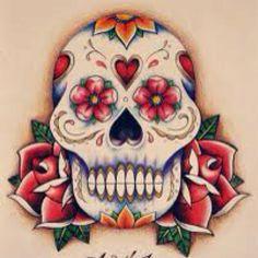 Sugar skull ☠