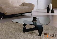 La mesa de centro más estilosa y estética. Decoración de interiores