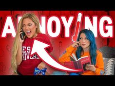 Annoying Things Roommates Do in College! Niki and Gabi - YouTube