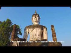 Sukhothai Historical Park , Thailand - S Thailand Travel, Buddha, Park, Artist, Artists, Thailand Destinations, Parks