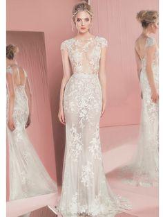 Zuhair Murad. #wedding #dress