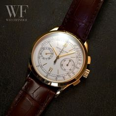 You don't have to know much about watches to know the #PatekPhilippe #5170J is special.