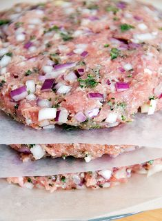 Cooking Pinterest: Turkey Burgers