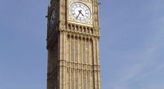 The big Ben is the moniker given to the Great Bell of the clock at the northern side of the Palace of Westminster in London, and frequently reached out to allude to the clock tower