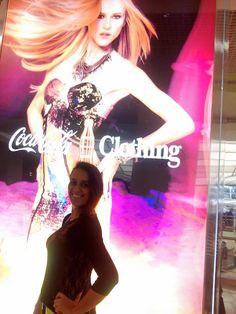 Coca Cola Clothing! Euzinha!