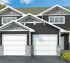 The Vertex 1 - Ideal starter home, first time buyer or investment property. This duplex was designed with functional space in mind. 1299 SqFt 3 Bedrooms 2 Bathrooms Single Garage Read More: http://www.kresthomes.com/vertex-1/