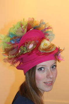 Voor meer carnavalshoeden zie facebook carnavalshoeden