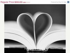 30 OFF Valentines Black and White by AmeliaKayPhotography on Etsy