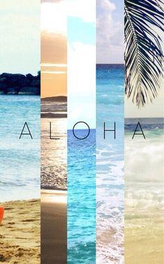 Aloha # wallpaper