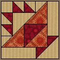Free quilt block patterns. You could choose your own Farmer's Wife quilt shenanigans.