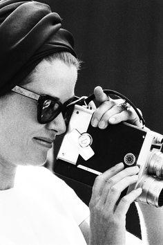 Grace Kelly, c. 1962.