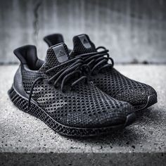9607fff0b WEBSTA   modernnotoriety - Would you cop a pair of the adidas FutureCraft  3D… Sneakers